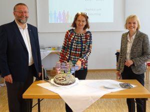 Geburtstagsfeier der Initiative