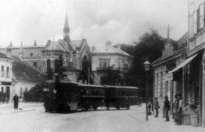 Geschichte(n) vom Lainzer Platz @ Platz vor dem Kardinal König Haus
